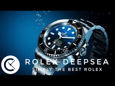 Rolex DeepSea: Simply the Best Rolex