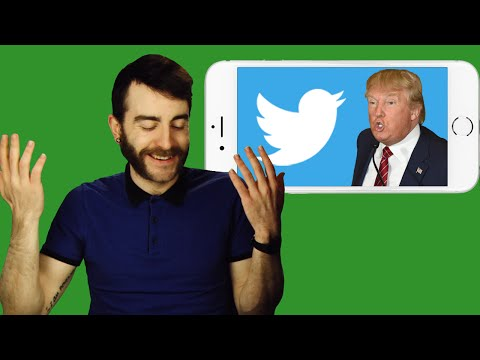 Irish People Reading Donald Trump Tweets Adds a Bit of Humor to a Scary Timeline