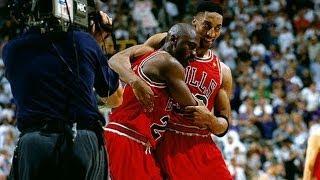 "Bulls vs Jazz: 1997 NBA Finals Game 5 ""Flu Game"""