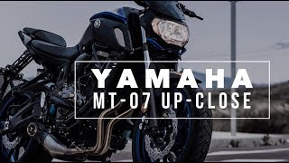 7. Yamaha MT-07 (2018) walk-around | BikeSocial