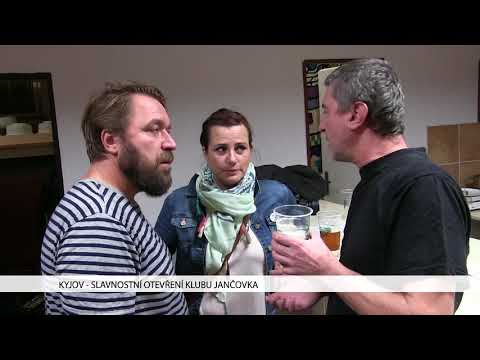 TVS: Deník TVS 23. 11. 2017