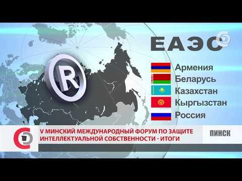 BelBrand TV  V Минский международный форум по защите ИС
