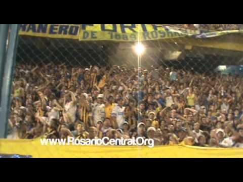 """Video - """"Por arroyito vos no caminas"""" - Los Guerreros - Los Guerreros - Rosario Central - Argentina"""