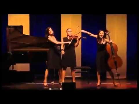 Virtuosismo femenino: nivel extremo
