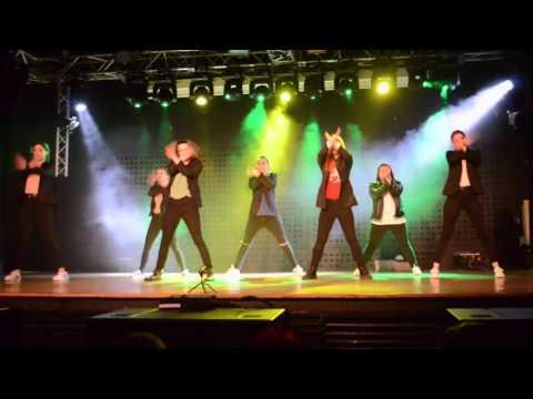 [SUPuu + GGTeam] BTS (방탄소년단) - 흥탄소년단 (Boyz With Fun)