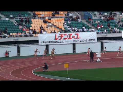 プレイバック日本記録200m