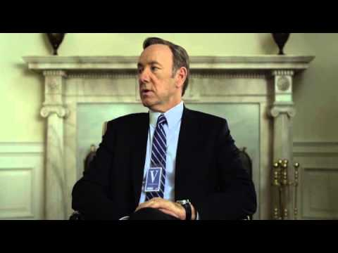 House of Cards s02e01 - Staff conference in the Oval Office