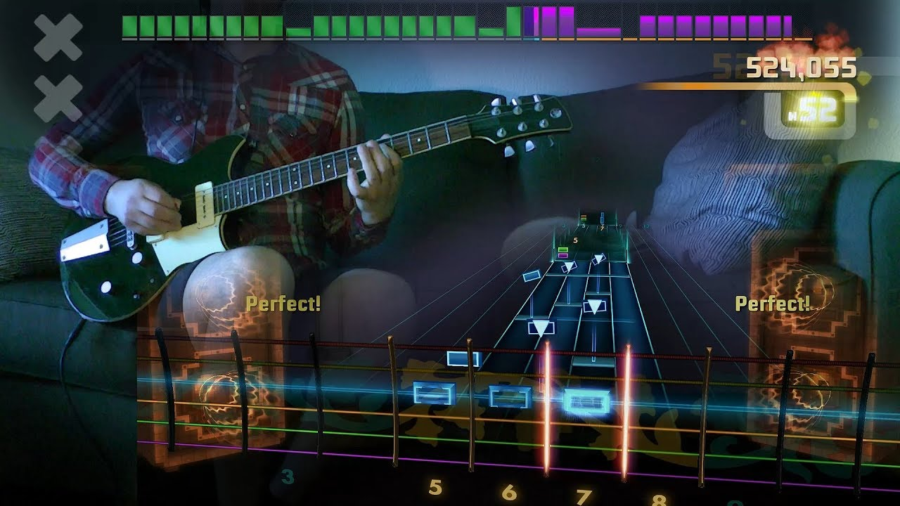 "Rocksmith Remastered – RS1 Import – Guitar – Jarvis Cocker ""Angela"""