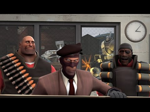 A Summation of Team Fortress 2 in Sixty Seconds
