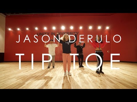 Jason Derulo ft. French Montana - Tip Toe | Mike Perez Choreography