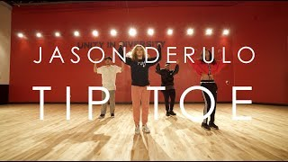 Jason Derulo ft. French Montana - Tip Toe | @mikeperezmedia Choreography