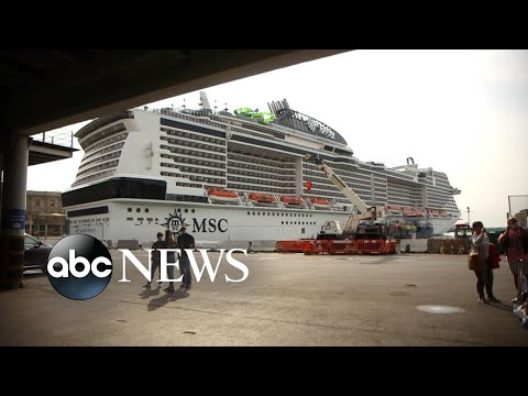 Cruises making a comeback during COVID-19