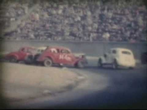 Old Time Racing (Part 2) - Peace Haven Speedway, Bowman Gray Stadium, & VIR