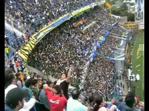 Boca Juniors - Racing 30.11.2008 (2:1) Teil 1/2 - La 12 - Boca Juniors - Argentina - América del Sur