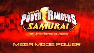 Download Lagu Power Rangers Samurai Remastered Music - 10 Mega Mode Power Mp3