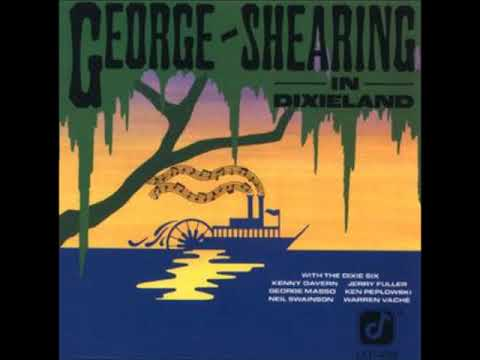George Shearing – George Shearing In Dixieland (Full Album)