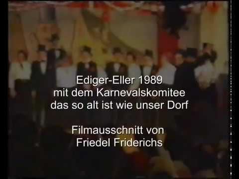 Karnevalskomitee 1989 Ediger Eller (видео)