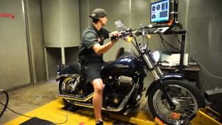 8. Dyno Video of 2008 Dyna Street Bob