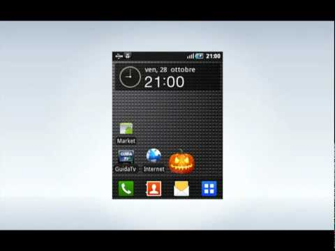 Video of Halloween Widget