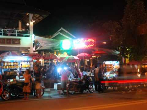 Night Life in Chiangmai