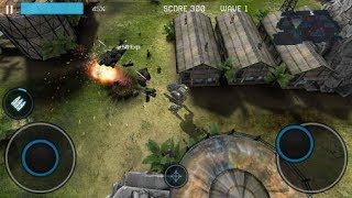 It's just a gameplay of an RPG game called as Dead Gears: the beginning.