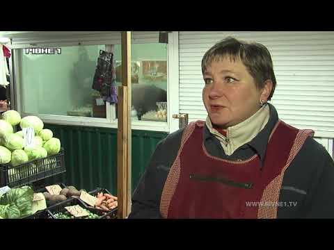 """Скільки цьогоріч коштує приготувати салат """"Олів'є"""" рівненським господиням? [ВІДЕО]"""