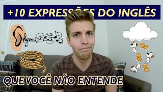 10 Expressões em Inglês