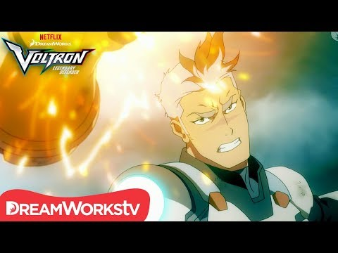 Sendak Showdown | DREAMWORKS VOLTRON LEGENDARY DEFENDER