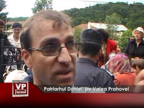 Patriarhul Daniel, pe Valea Prahovei