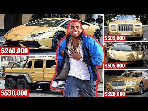 Chris Brown's Lifestyle ★ 2019 - Thời lượng: 10 phút.