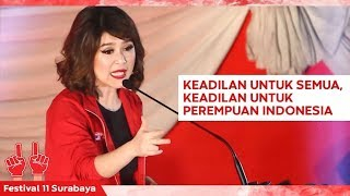 Video KEADILAN UNTUK SEMUA, KEADILAN UNTUK PEREMPUAN INDONESIA (Pidato Akhir Tahun Ketua Umum PSI) MP3, 3GP, MP4, WEBM, AVI, FLV Desember 2018