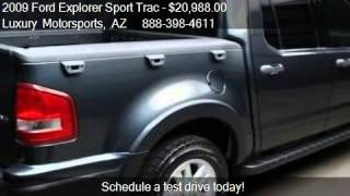 2009 Ford Explorer Sport Trac XLT 4WD - for sale in Phoenix,