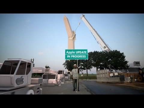 The Onion - Apple is working hard to move streets, buildings, and natural features of the Earth itself to be consistent with their heavily criticized Maps software. Subs...