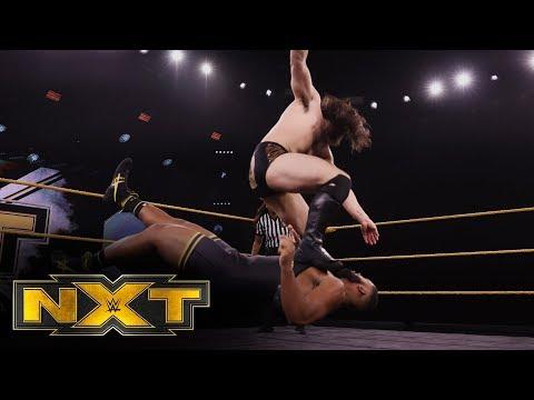 Denzel Dejournette vs. Cameron Grimes: WWE NXT, May 6, 2020