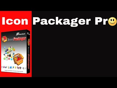 How to install Icon Packager