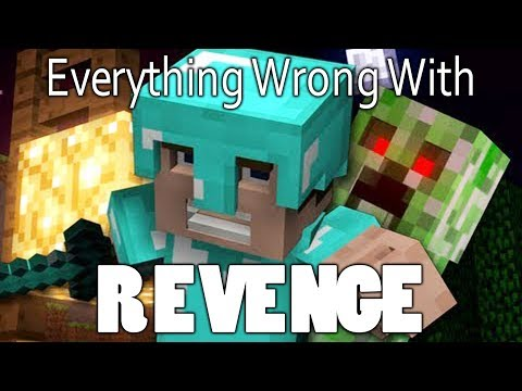 Everything Wrong With Revenge In 10 Minutes Or Less