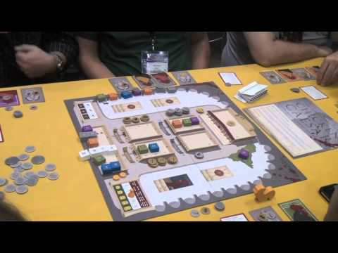 Gen Con - Tom Vasel takes a look at Find more news at http://www.gamesalutenews.com Find more reviews and videos at http://www.dicetower.com.