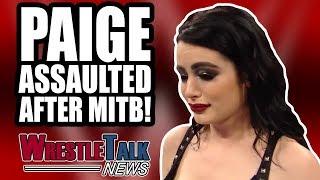 Video HUGE WWE MATCH ANNOUNCED! Paige ASSAULTED After WWE MITB! | WrestleTalk News June 2018 MP3, 3GP, MP4, WEBM, AVI, FLV Juni 2018