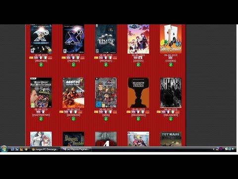 Las Mejores Paginas Para Descargar Torrents (Peliculas juegos Programas y XXX)