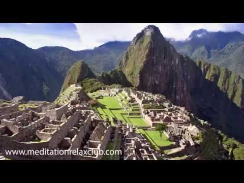 Peruvian Music - Relaxing Native Flute Songs, Traditional Andean Music