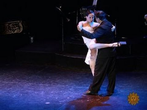 Tango: The forbidden dance