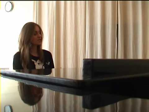 Eva Simons - Silly Boy (Acoustic Piano version) Cover Emmilija LIVE