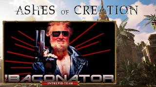 Время прокачки персонажа и узла, награды за риск и другие подробности Ashes of Creation