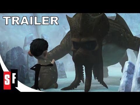 Howard Lovecraft And The Frozen Kingdom - Teaser (HD)