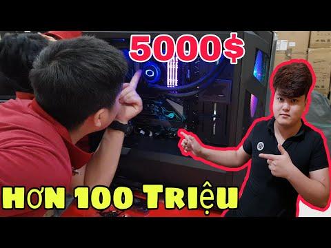 Đập Hộp Bộ PC Gaming Mới Nhất 2019 Chất Chơi Người Dơi - Trị Giá 5000$ ( Hơn 100 Triệu Đồng ) - Thời lượng: 15 phút.