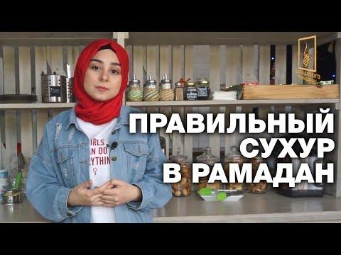 Сухур: Правильное начало дня в Рамадан - DomaVideo.Ru