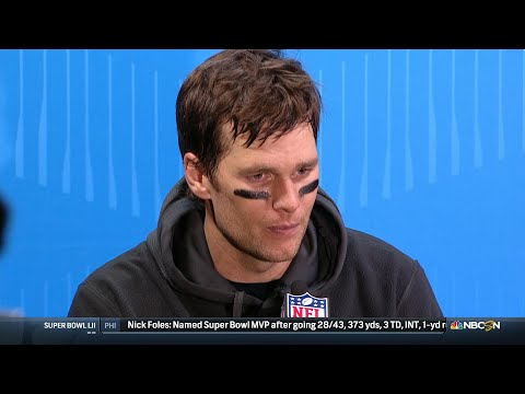 Video: Tom Brady reflects on missed opportunities