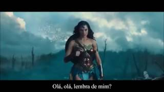 Evanescence 2011 - Cenas do filme Mulher Maravilha (Wonder Woman).