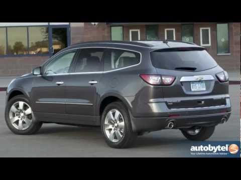 2013 Chevrolet Traverse Video Review