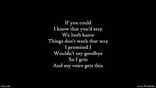 Lady Gaga - Joanne (Piano Version) Lyrics